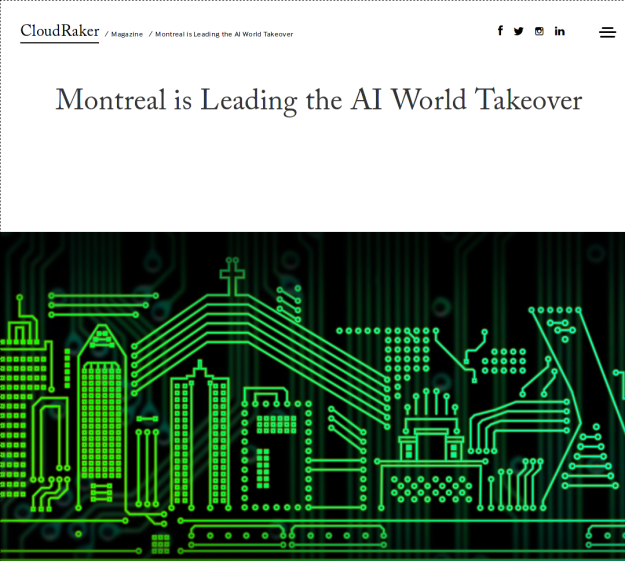 Montreal is Leading the AI World Takeover   CloudRaker.png